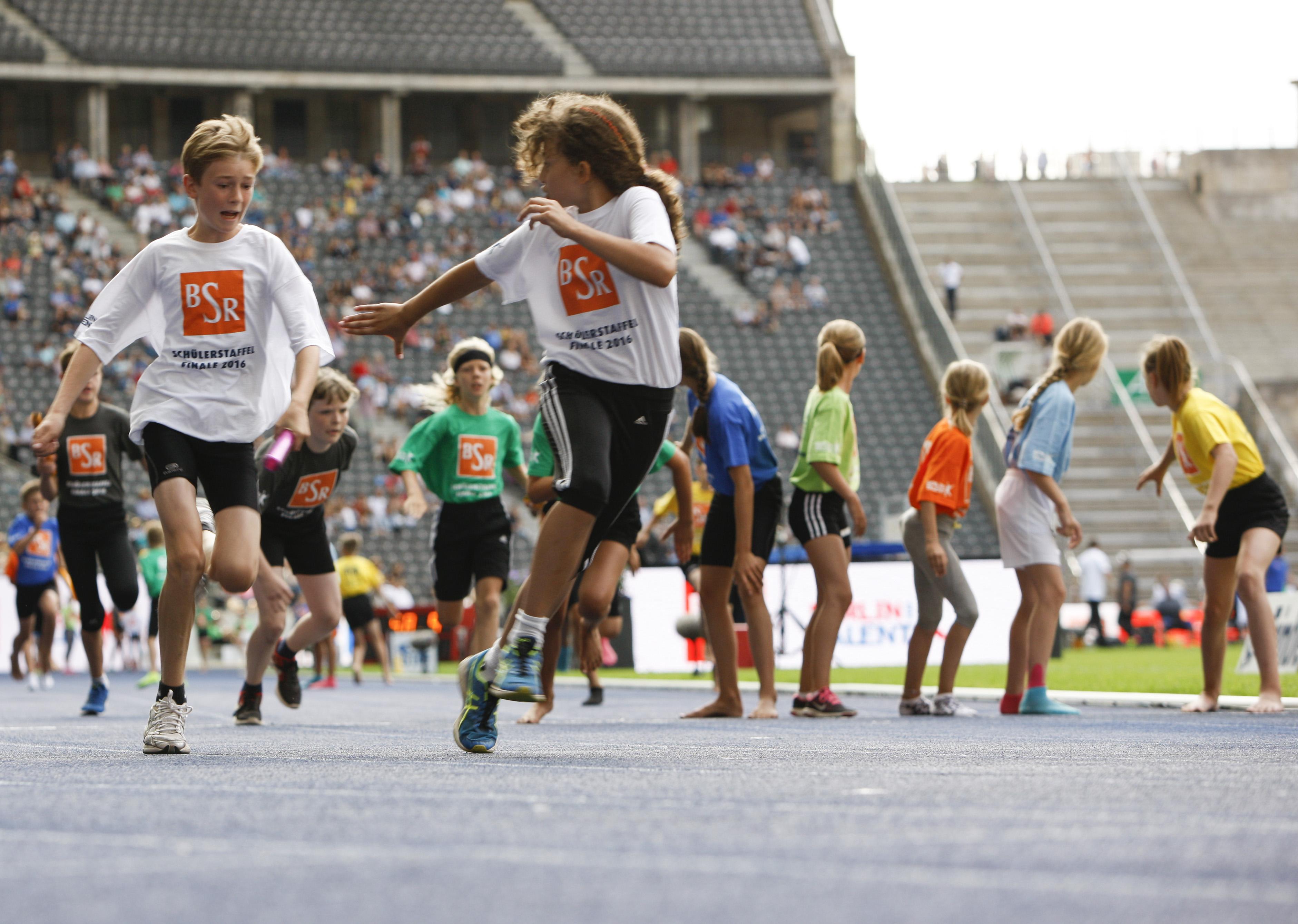 pure sports, ein Versprechen an die nächste Generation.
